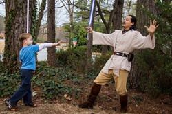 Atlanta Jedi Birthday Party