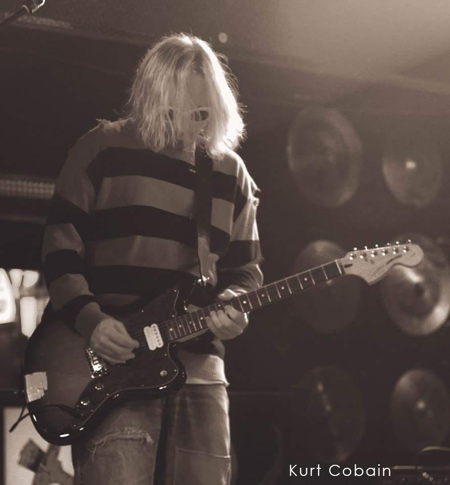 Kurt Cobain Impersonator