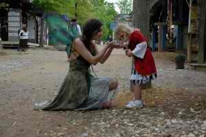 Atlanta Fairy Birthday Party