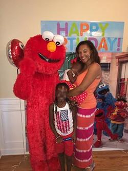 Atlanta Elmo Birthday Party