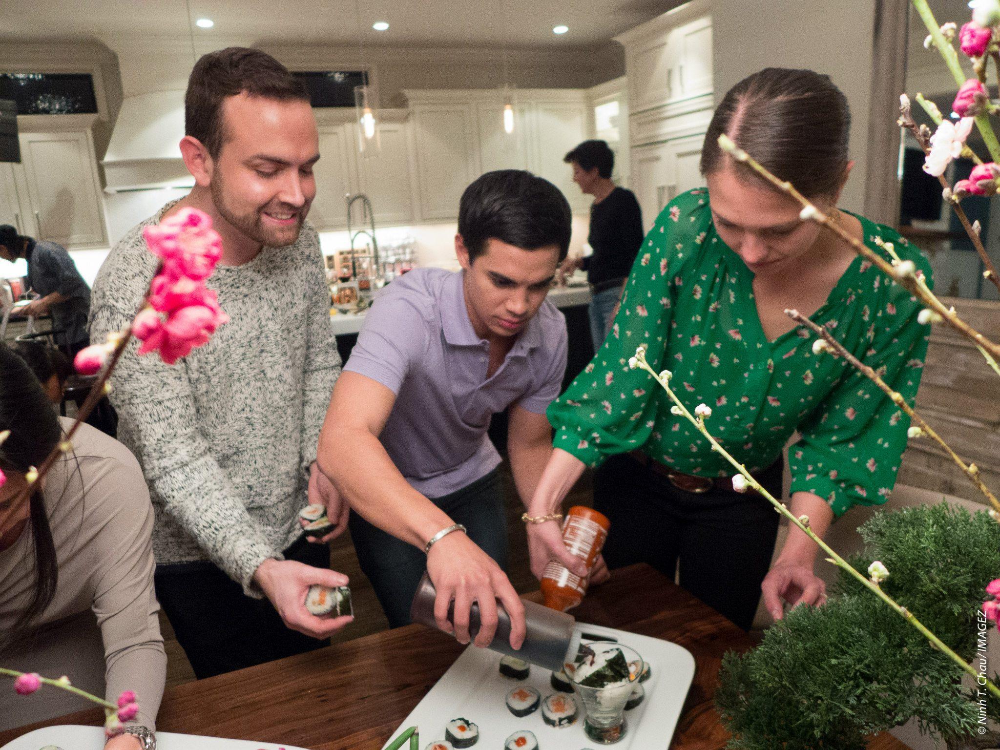 Learn Sushi Atlanta GA
