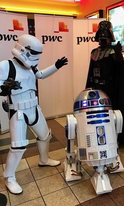 Atlanta Star Wars Birthday Party