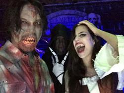 Zombie, Grim Reaper, Vampiress