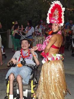 Atlanta Hula Dancer Party