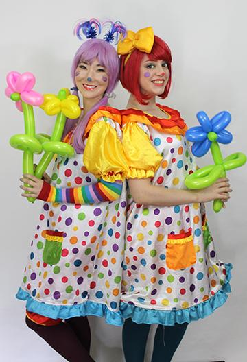 party clowns - atlanta ga