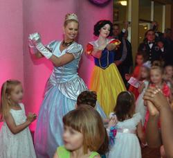 Atlanta Cinderella Birthday Party