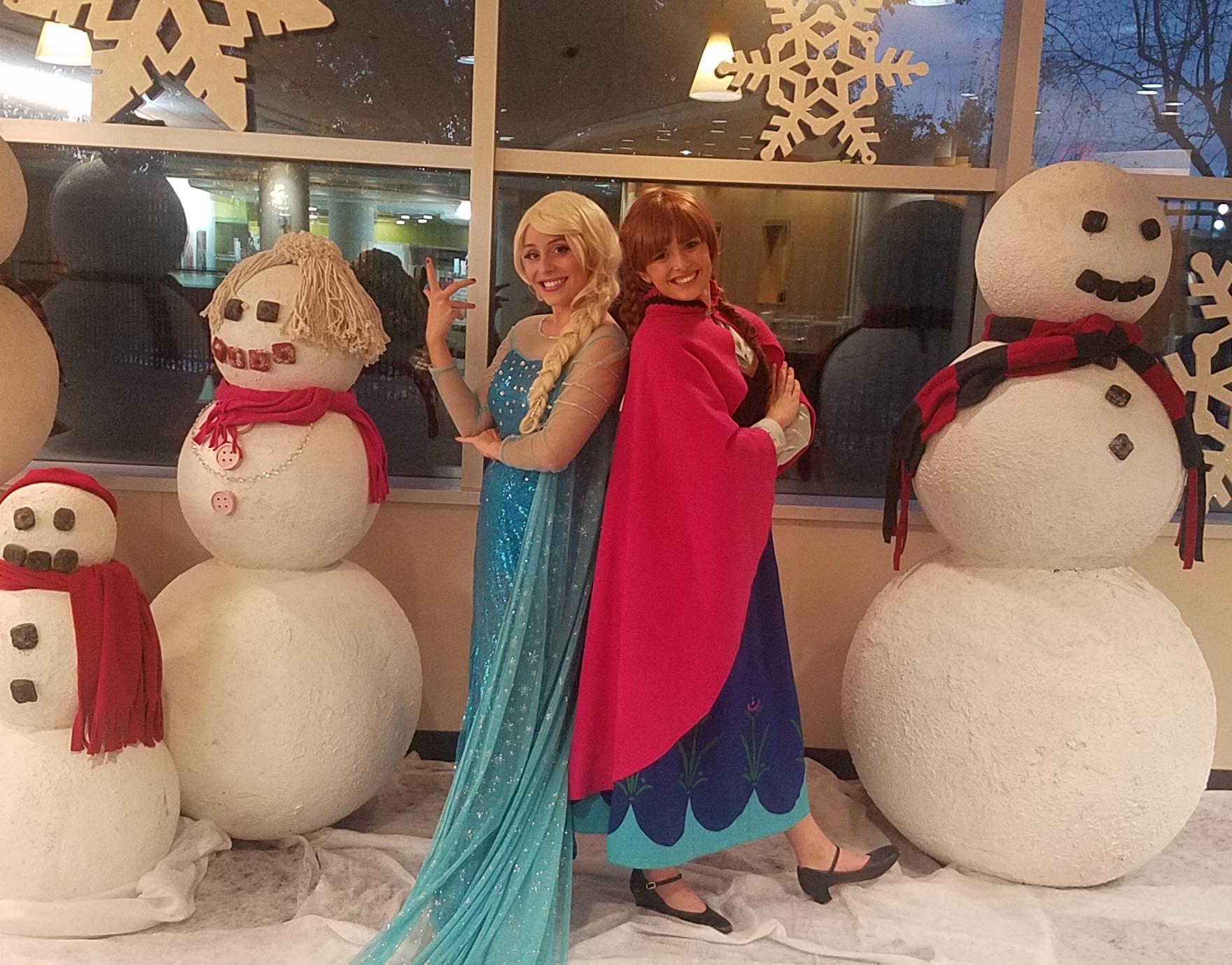 Christmas Entertainment Atlanta