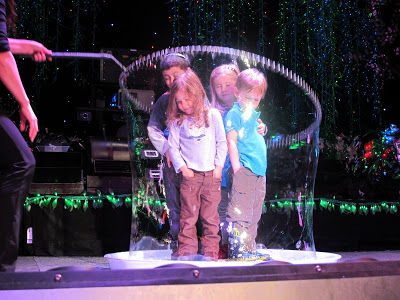 Atlanta GA Bubble Show Birthday School Party