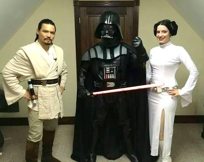 Princess Leia Birthday Party