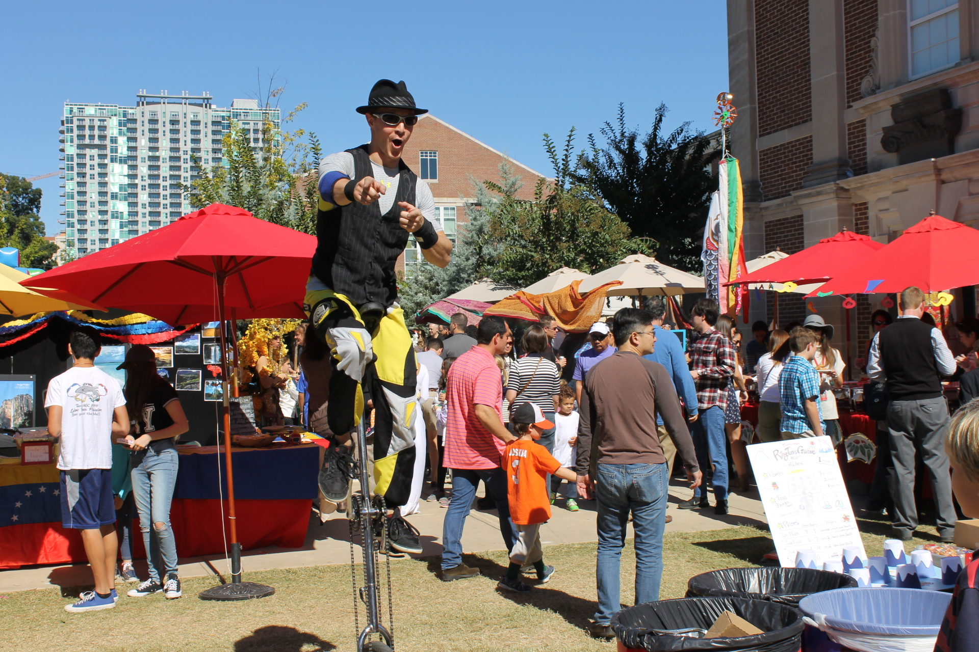 Atlanta Festival Entertainment