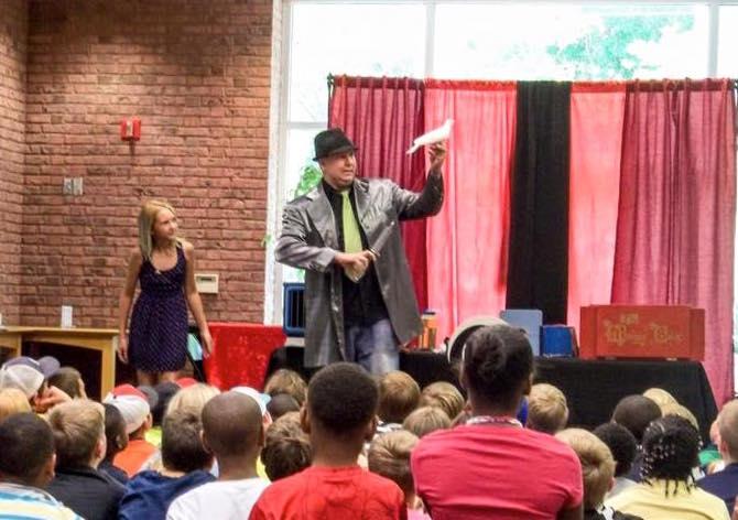 kids magic show atlanta