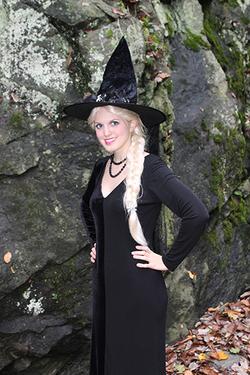 Snow Queen Witch Halloween Character