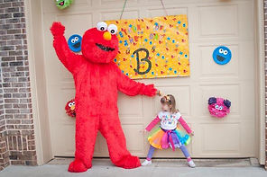 Elmo Party Atlanta GA