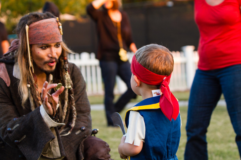 Atlanta Pirate Birthday Party