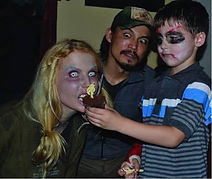 Atlanta GA Silly Kid Zombie Halloween Party