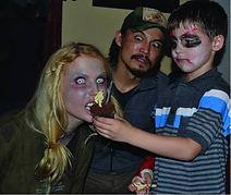 Atlanta GA Silly Kid Zombie Halloween Party