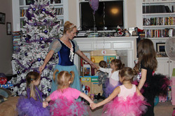 Atlanta Ballerina Birthday Party