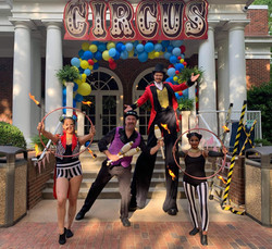 Circus & Fire Acts