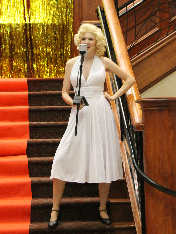 Marilyn Monroe Impersonator Atlanta