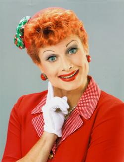 Lucille Ball Impersonator, Atlanta