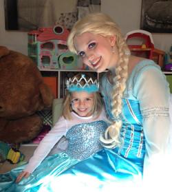 Atlanta Elsa Birthday Party