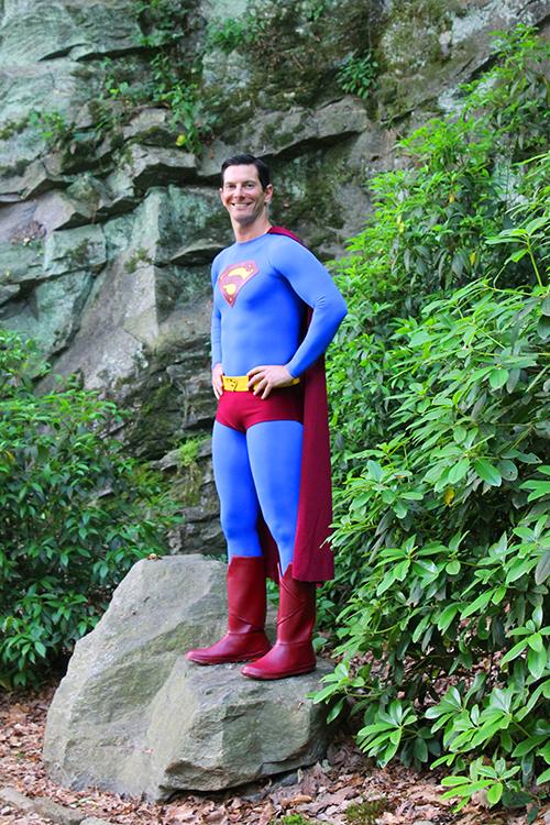Superman - Patriotic Characters