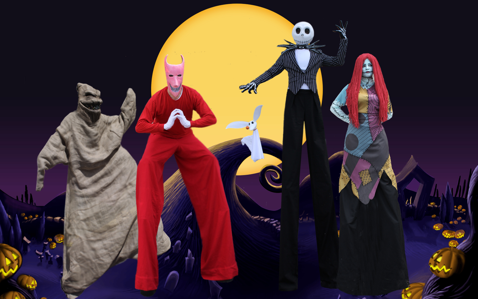 Nightmare Before Christmas Character