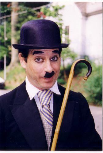 Charlie Chaplin Impersonator Atlanta