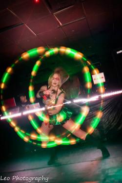 Glow Flow Dancer Atlanta GA