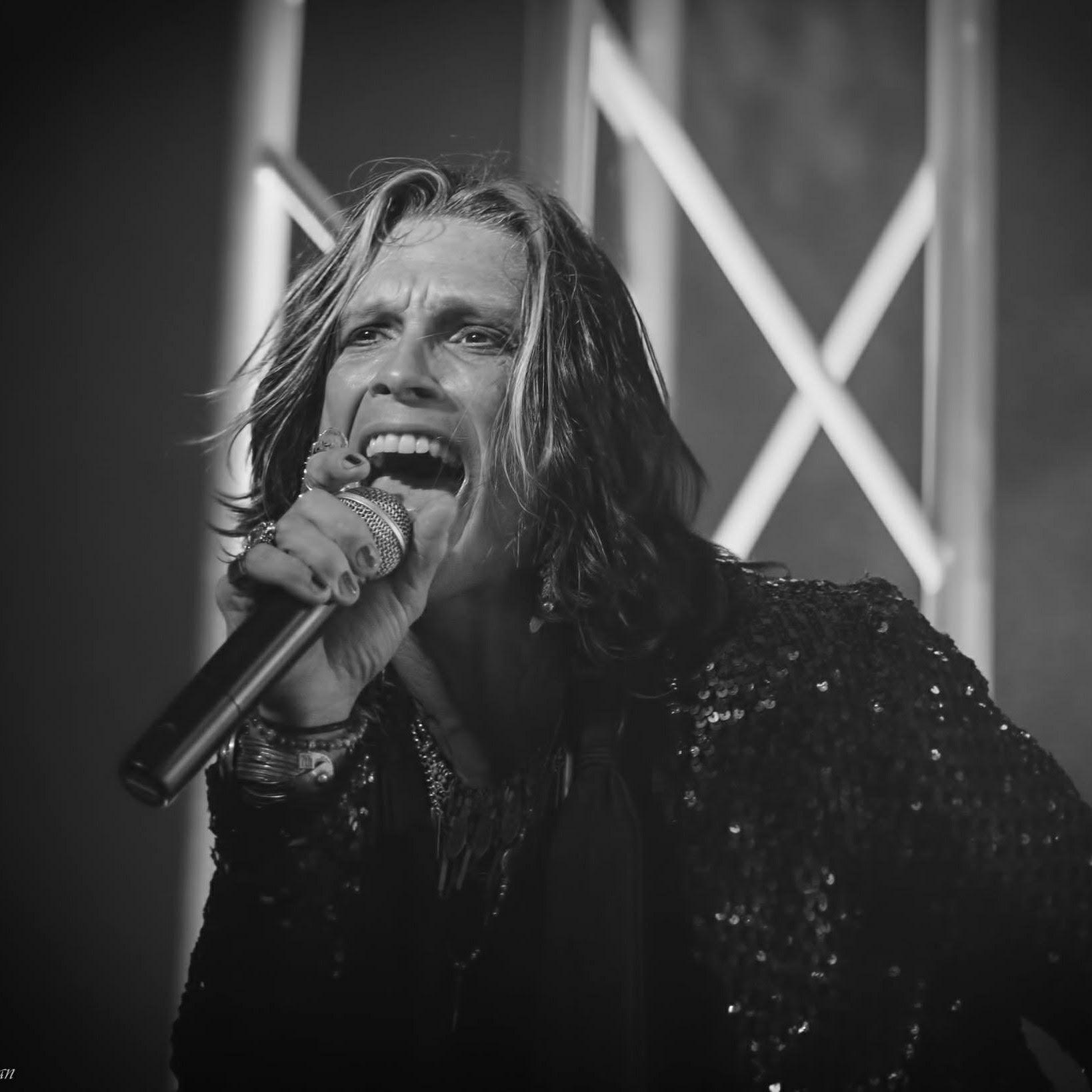 Steven Tyler Aerosmith Impersonator