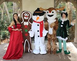 Holiday Characters for Rent Atlanta
