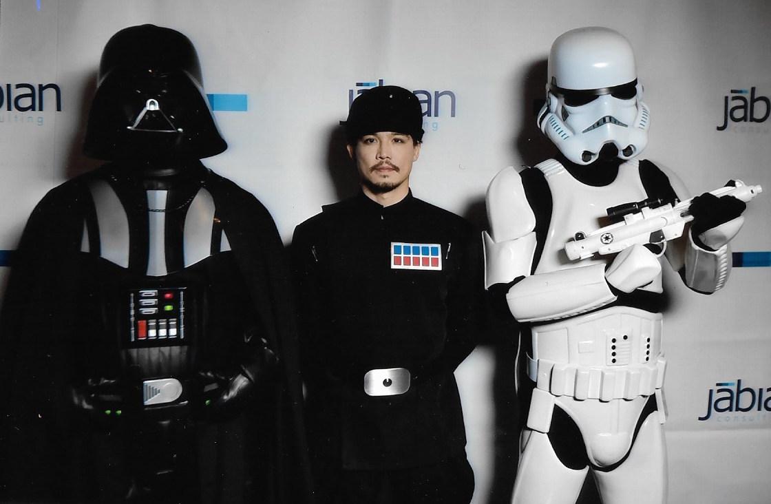 Atlanta Darth Vader Birthday Party