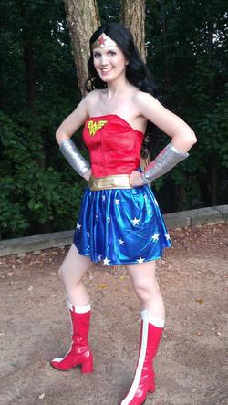 Atlanta Wonder Woman Character Party