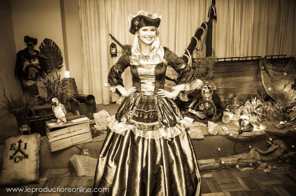 Pirate Princess Party Atlanta GA
