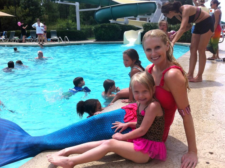 Atlanta Mermaid Birthday Party