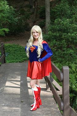 Supergirl - Patriotic Characters