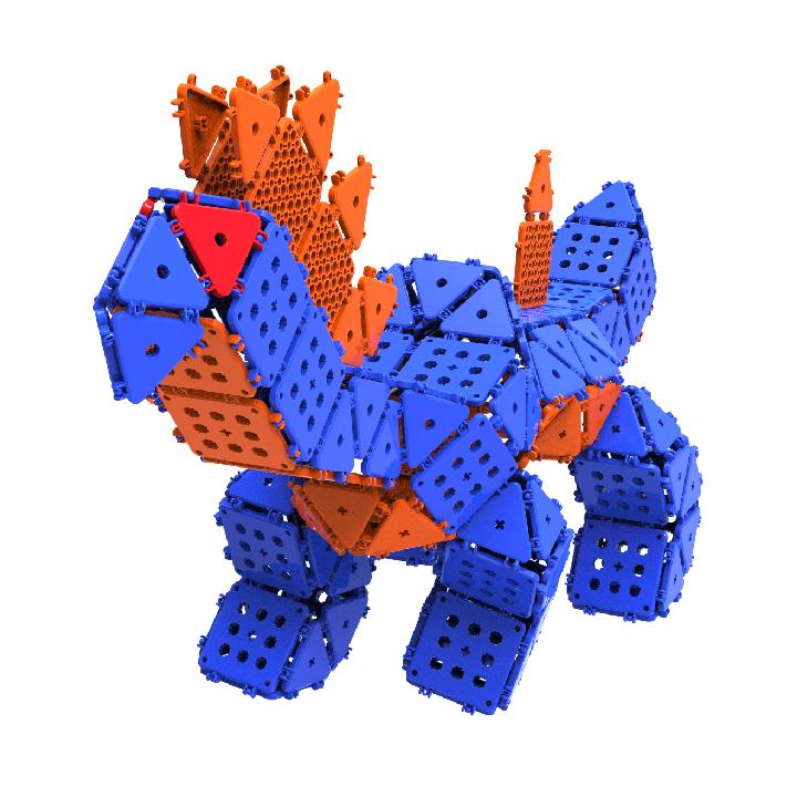 공룡1-176PCS