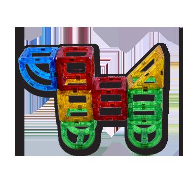 3D 강아지 8pcs