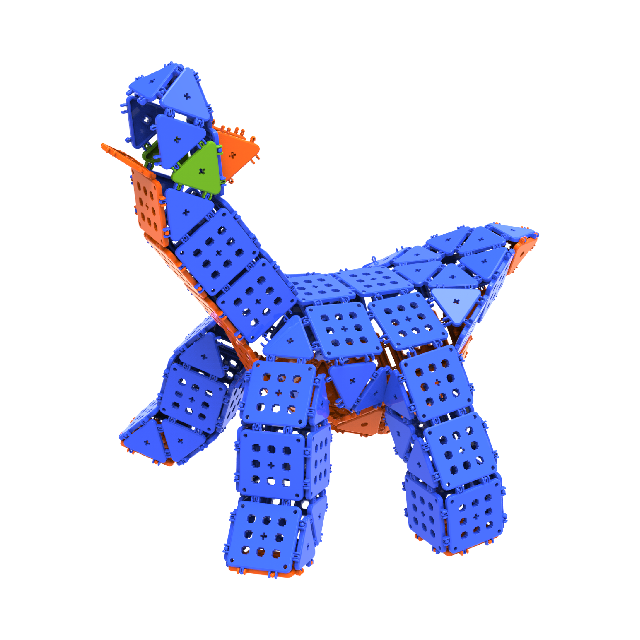 공룡3-123PCS
