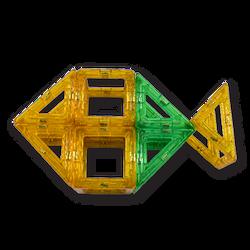 3D 물고기 7pcs