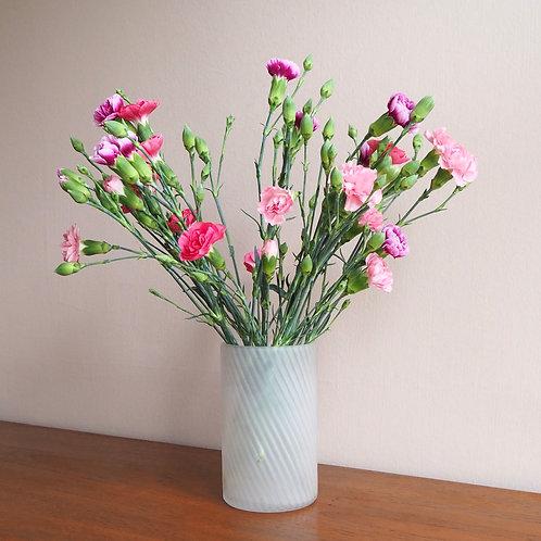 Frostet Vase/Lyslykt