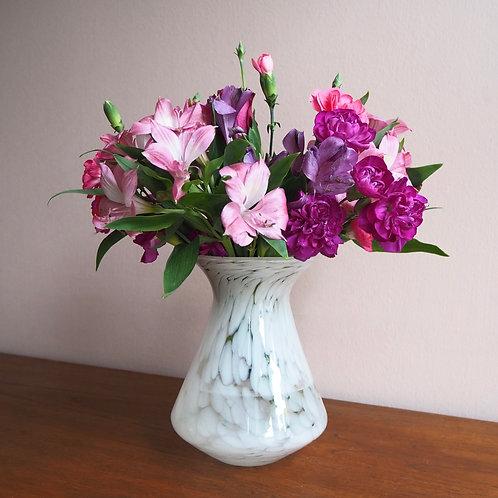 Hvit Vase