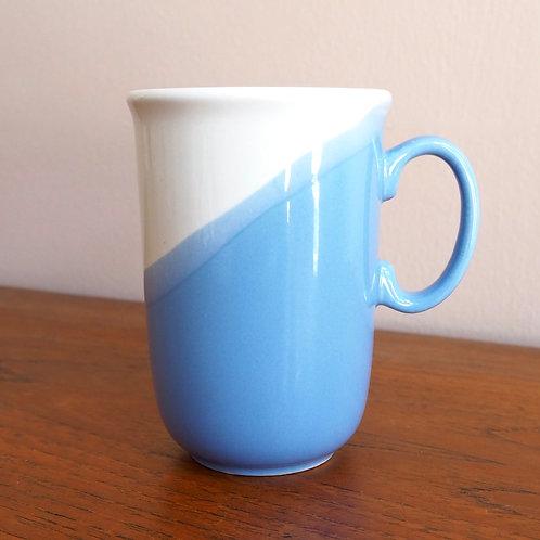 Blå Kopper 4 stk