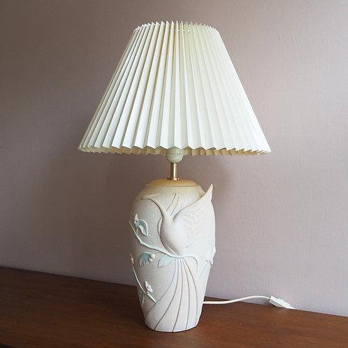 Stor Fuglelampe