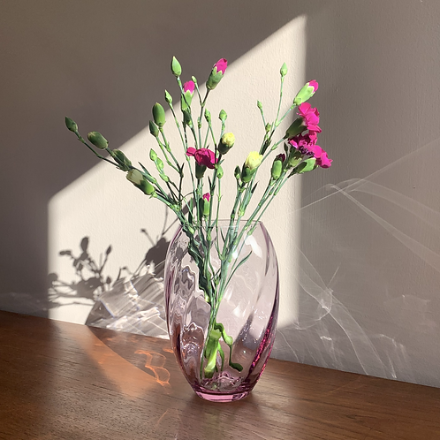 Swirl Vase Høy