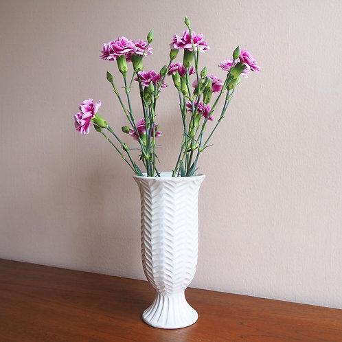 Hvit Vase Hegge