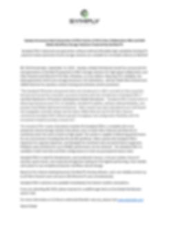 Microsoft Word - Symply ULTRA II Release