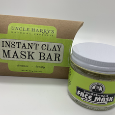 Uncle Harry's Face Masks