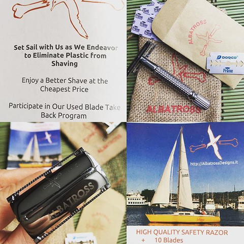 _albatross_sailing zero waste safety raz