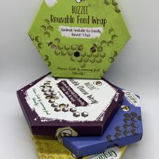 Buzzee Food Wraps
